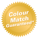 Bath Chip Colour Match Guarantee