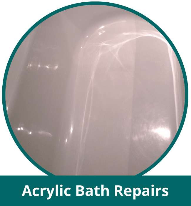 Bath Enamel Repair Bath Repair UK - Chipped bath enamel